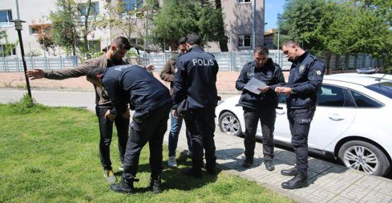 Kocaeli'de Huzurlu Sokaklar Uygulaması Gerçekleştirildi