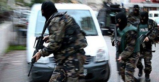 Kocaeli'de IŞİD operasyonu: 9 gözaltı