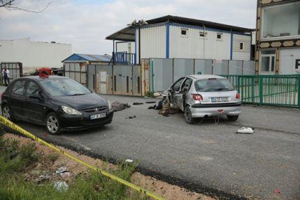 Kocaeli'de meydana gelen trafik kazasında: 2 ölü