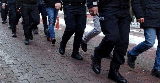 Kocaeli'de PKK operasyonu: 9 gözaltı
