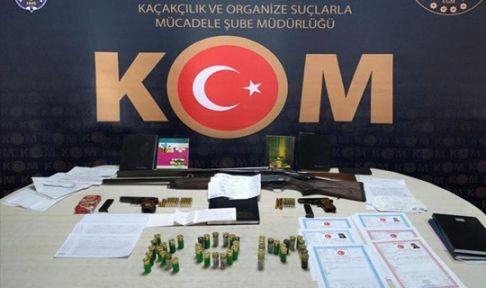 Kocaeli'de tefecilere yapılan operasyonda 4 kişi tutuklandı