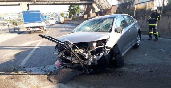 Kocaeli'de trafik kazaları