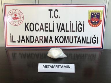Kocaeli'de uyuşturucu operasyonu