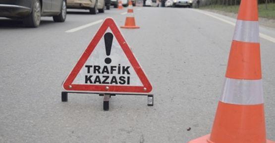 Kocaeli'de zincirleme kazada 2 kişi yaralandı!