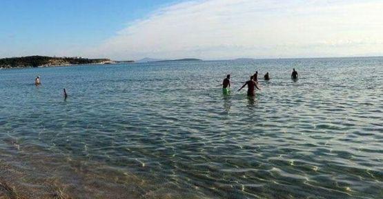 Kocaeli'nin bazı plajlarında denize girmek yasaklandı!