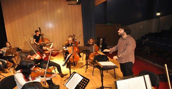 Kocaeli'nin ilk Oda Orkestrası Seyirciyle Buluşuyor !