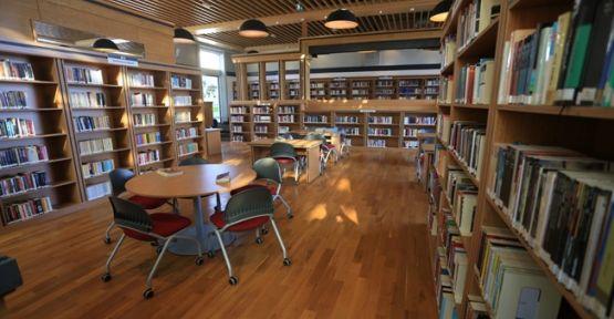 Kocaeli'nin Modern Halk Kütüphanesi Açıldı Mı?