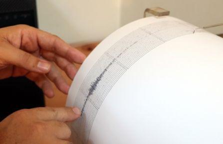 Komşuda 6,1 büyüklüğünde deprem!