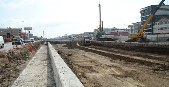 Köseköy Kavşağı'nın tünel kazıları başladı