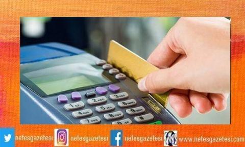 Kredi kartı ile satışta yeni dönem