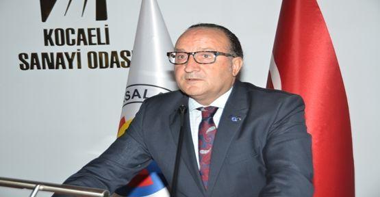 KSO Başkanı Zeytinoğlu Açıklamalar'da Bulundu!