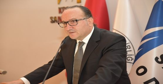KSO Yönetim Kurulu Başkanı Ayhan Zeytinoğlu Kocaeli dış ticaret rakamlarını değerlendirdi