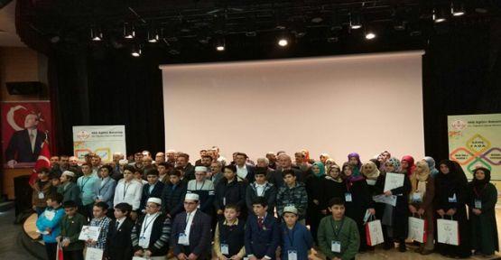 Kur'an yarışmasında Darıca'ya iki birincilik!