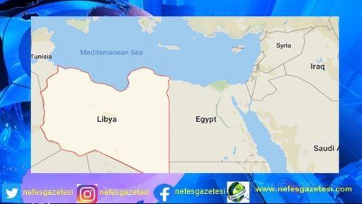 Libya tezkeresi için karar verildi!