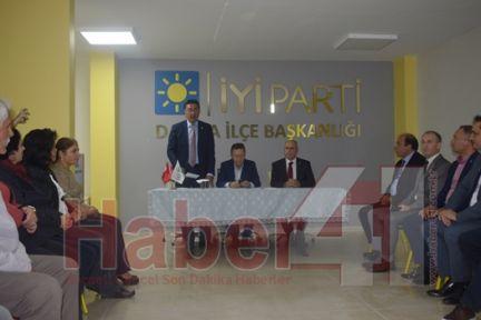 Lütfü Türkkan'dan Darıca'ya Hayırlı Olsun Ziyareti
