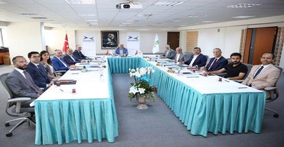 Marmara Belediyeler birliği Balıkesir'de Toplandı!