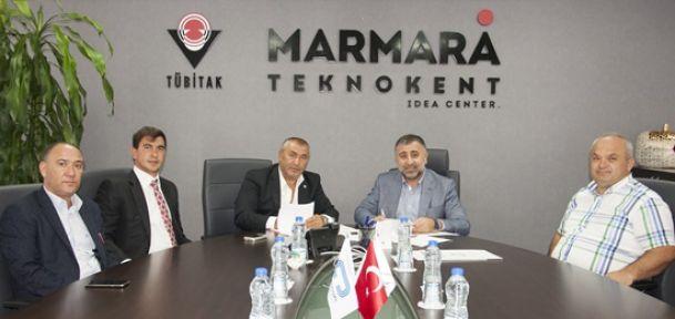 Marmara Teknokent ile GGOSB arasında iş birliği protokolü imzalandı