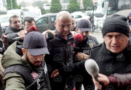 MasterChef Murat Adliye ye sevk edildi