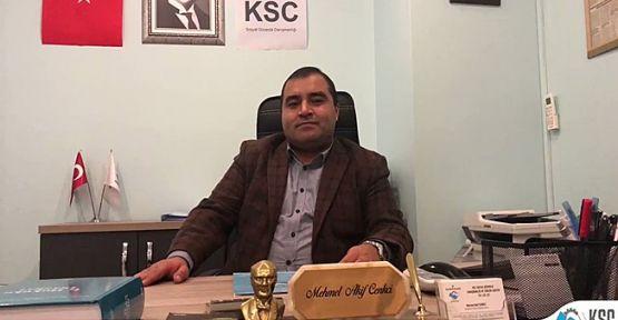 Mehmet Akif Cenkci kimdir?