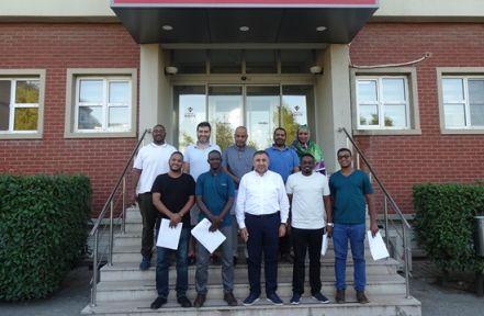 Mehmet Ali Okur İlk Sertifikaları Dağıttı