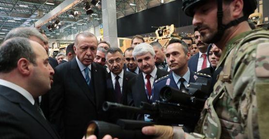 Mehmetçiğe süper lazer silah geliyor