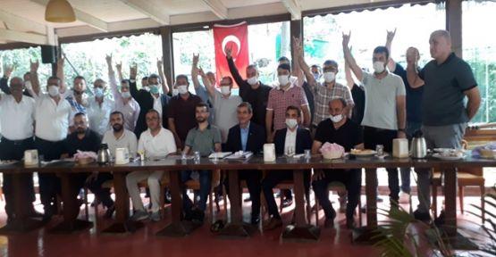 MHP Gebze'de Sürpriz Başkan Adayı!