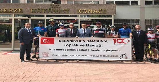 Mustafa Asım Alkan Uğurladı