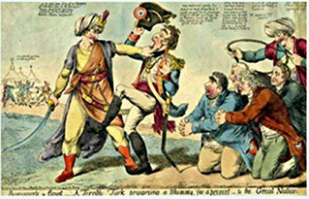 Napolyon'un Karizmasını Bitiren 80'lik Osmanlı