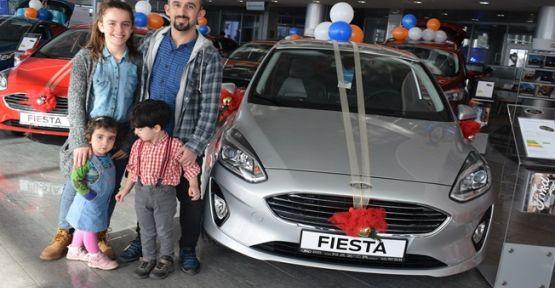 Nazer Otomotiv  Yeni Fiestayı Tanıttı !