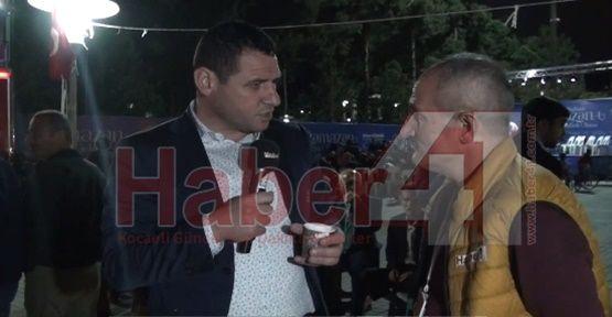NEFES Gazetesi Siyaset Meydanı'nda nabız tuttu…
