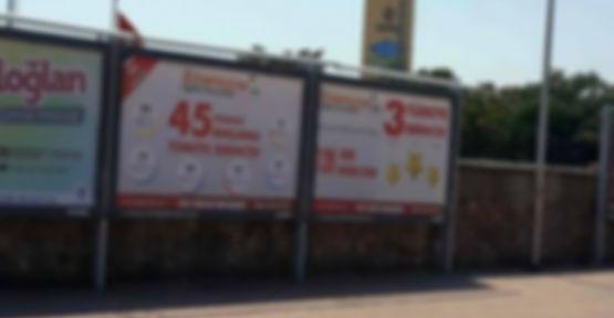 O Belediye 1 milyon lirayı reklama gömecek!
