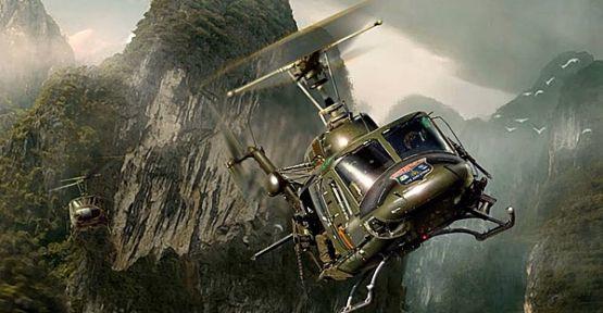 O helikopter TSK envanterinden çıkarılacak