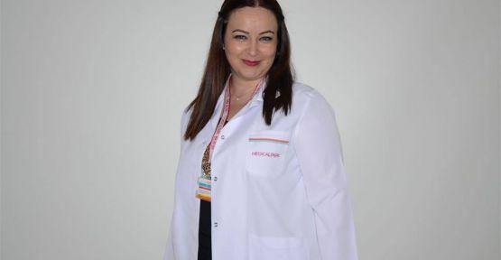 Op. Dr. Burcu Çetinkaya Medical Park Gebze'de