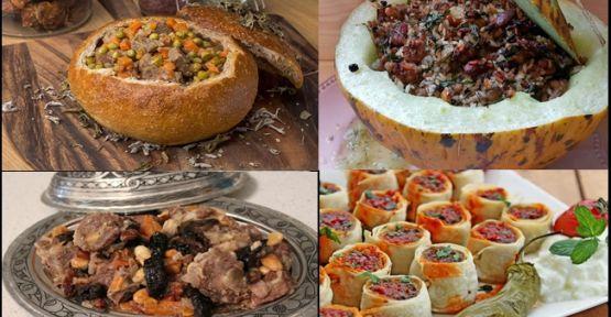 Osmanlının en meşhur yemekleri hangileri?