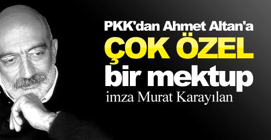 PKK'dan Ahmet Altan'a