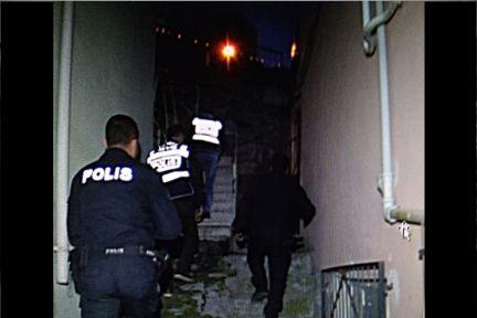 Polis'den Hırsız Kapanı Operasyonu