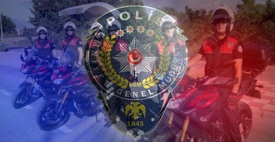 Polislere 8/24 mesai sistemi geliyor !