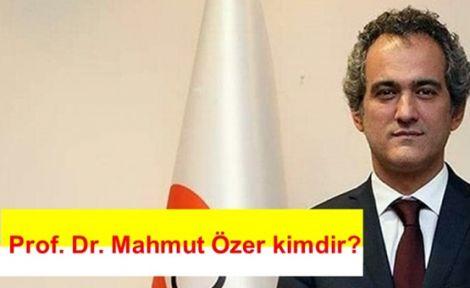 Prof. Dr. Mahmut Özer kimdir?|Prof. Dr. Mahmut Özer kaç yaşında?
