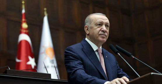 """Recep Tayyip Erdoğan """"MEYDANI YALAN VE İFTİRA TÜCCARLARINA BIRAKMAYACAĞIZ"""""""