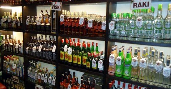 Saat 22.00'dan sonra içki satanlara 65 Bin lira ceza!