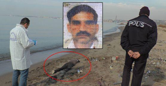 Sahile vuran Ceset Pakistanlı çıktı