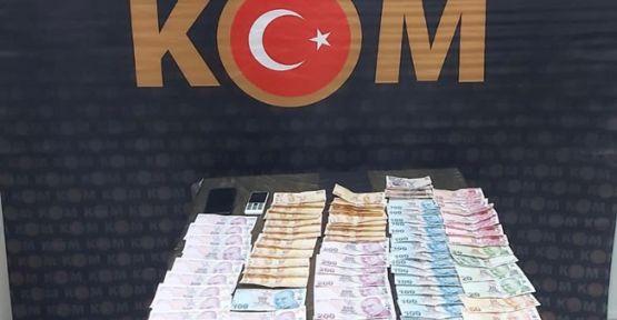 Sahte para ile alış veriş yapan dolandırıcılar yakalandı!