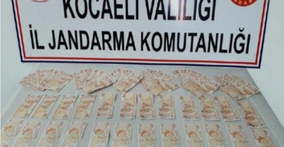 Sahte para ile kurban alacak kişiler yakalandı!