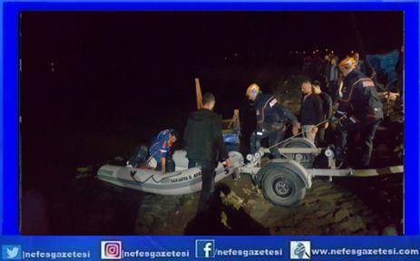 Sakarya'da nehre düşen iki kişi öldü