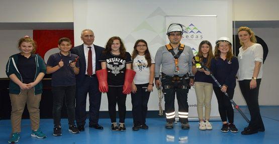 Sedaş Öğrencilere Elektriği Öğretiyor!