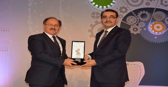 SEDAŞ'ın AR-GE Ödülü ve Onur Günü