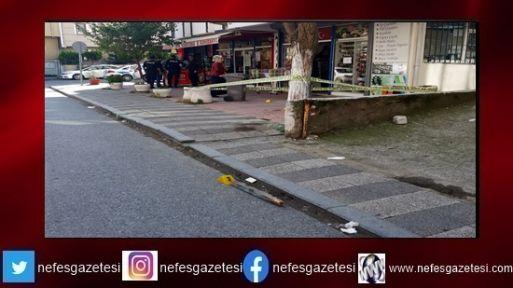 Silahlı kavgada bir çocuk sırtından vuruldu