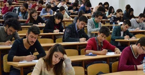 Sınavlarının yapılacağı saatler için