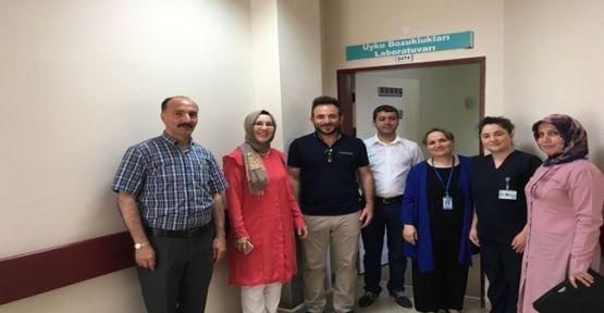 Son Dakika... Farabi Eğitim ve Araştırma Hastanesinde Yeni Hizmet