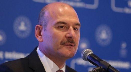Soylu''7 belediye başkanını FETÖ'den dolayı görevden aldık''